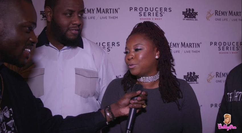 Torrei Hart Spotted at Remy Martin Producers Series LA with New Boo Jamal Woolard? [VIDEO]