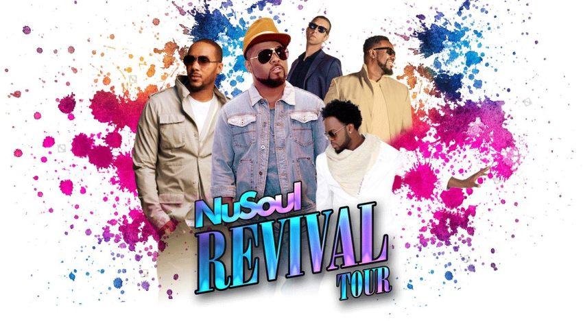 Nu Soul Revival Tour Brings Musiq, Dwele & Lyfe to The DMV [PHOTOS]