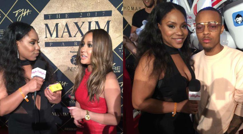 DJ Khaled, Travis Scott, Bow Wow, Adrienne Bailon: Inside Maxim's Biggest Super Bowl Party Yet [VIDEO]