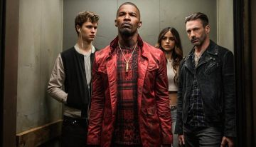 DALLAS | See 'Baby Driver' Frist! Action film starring Kevin Spacey, Jamie Foxx Screening Invite [EVENT]