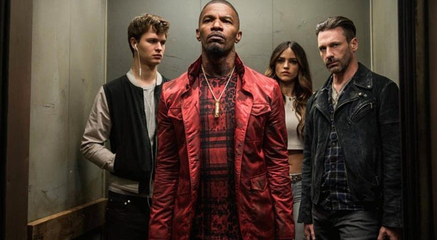 DALLAS   See 'Baby Driver' Frist! Action film starring Kevin Spacey, Jamie Foxx Screening Invite [EVENT]