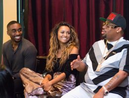 "EXCLUSIVE | ""All Eyez On Me"" Cast Challenges Hollywood [INTERVIEW]"