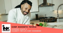 "Chopped Champ Chef Kenneth Temple Shares his ""Southern Creole"" Secrets [PODCAST]"