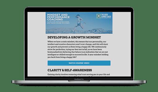 Online Mindset Course