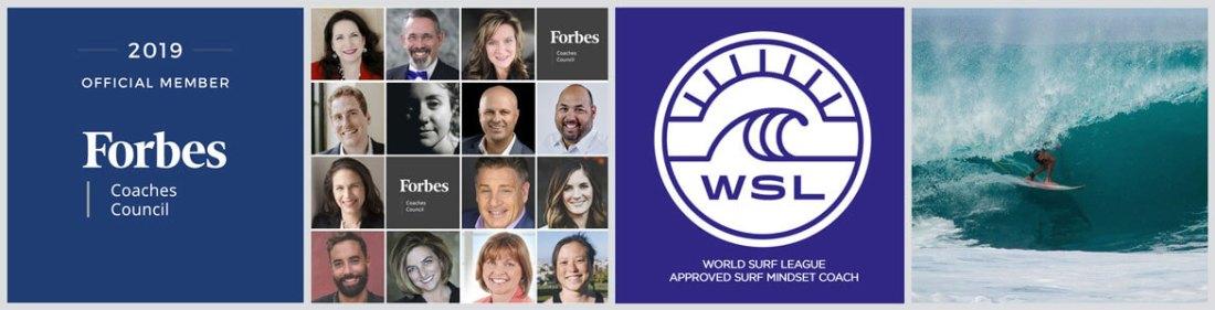 Surf WSL Mindset Coach - Forbes Business Coach