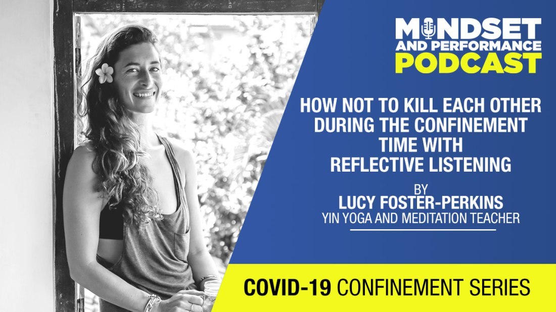 How NOT to kill each other during the confinement time by Lucy Foster-Perkins
