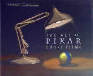 Pixar book