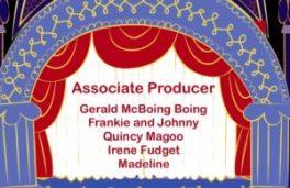 Associate Producer Credit