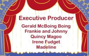 Executive Producer Credit