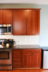 How to Clean Kitchen Cabinets so they SHINE! - Self ...