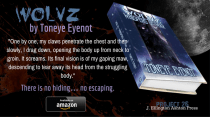 "BOOK REVIEW – ""Wolvz. Whispers of War"" (Project 26) by Toneye Eyenot"