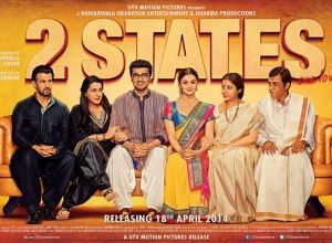 2 States : 2nd Highest Box-office Grosser of 2014!