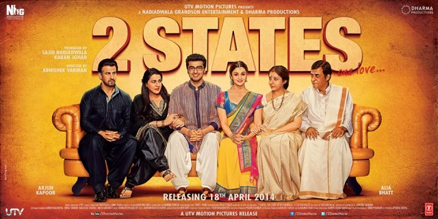 2 States : Music Review