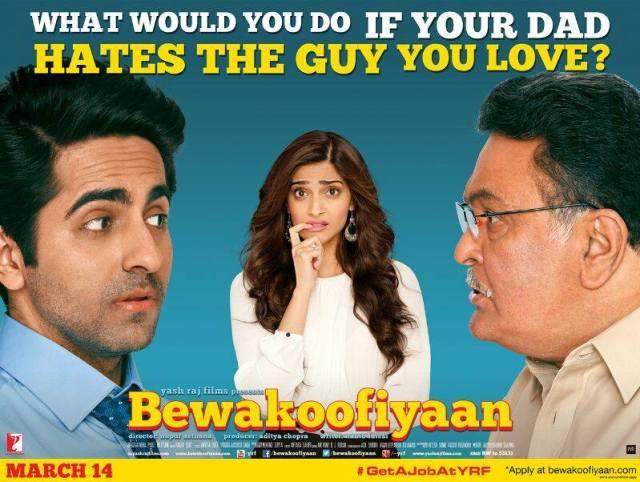 Bewakoofiyan : A fun,quirky & youthful take on the modern-day relationship