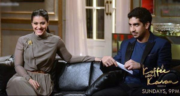 Koffee with Karan : Kajol & Ayan Mukherji