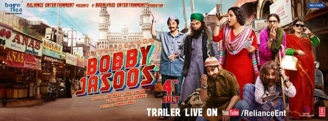 Bobby Jasoos : Vidya Balan shines in an otherwise mediocre story