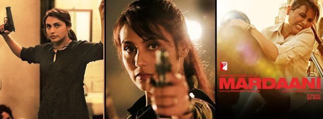 Mardaani : Rani Mukherji in a power-packed avatar!