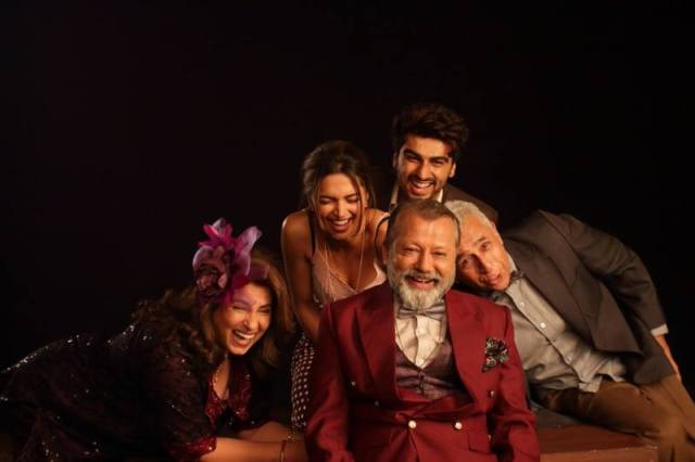 Finding Fanny : A good serving of entertainment!