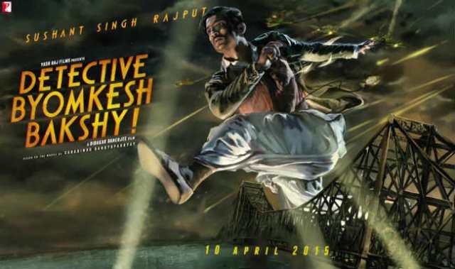 Detective Byomkesh Bakshy: Review