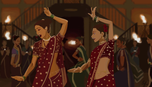 Pinga: An authentic taste of Lavani ~ A Maharashtrian folk dance