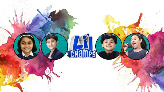 Lil Champs Live in South Africa