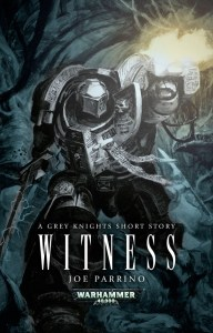 Witness, by Joe Parrino.