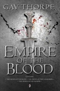 Empire of the Blood, by Gav Thorpe.