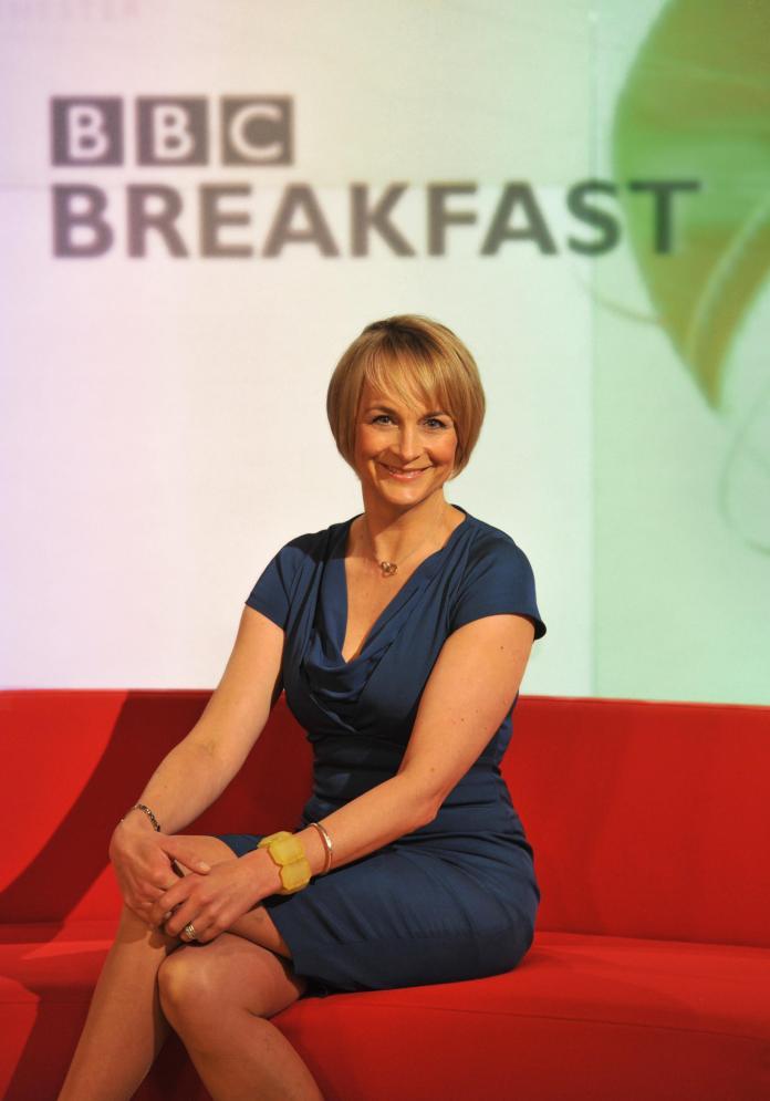 The Bolton News: Louise Minchin began hosting BBC Breakfast in 2001. Credit: BBC