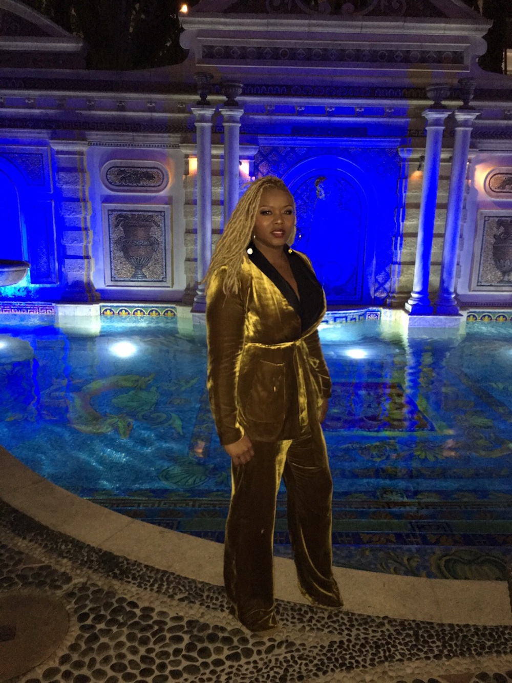The Bomb Restaurant Miami Giannis at The Villa Casa Casuarina former Versace Mansion in