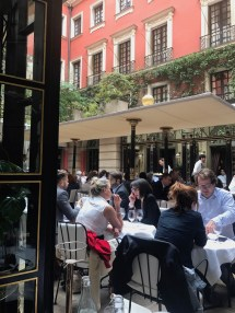 Bomb Life In Paris Guide Hotel Costes
