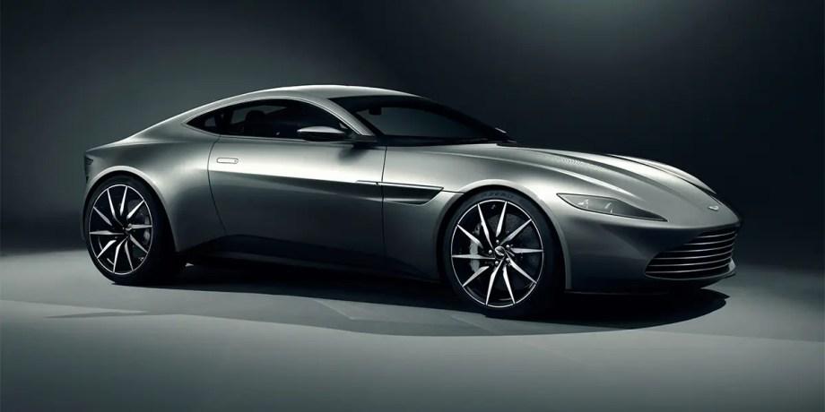 Aston Martin DB10 wins Auto Zeitung Design Trophy 2015