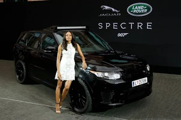 SPECTRE cars at the IAA Motor Show [UPDATE]