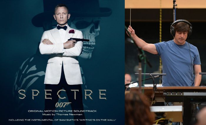 Return to 'Skyfall'? First extracts from the SPECTRE Soundtrack
