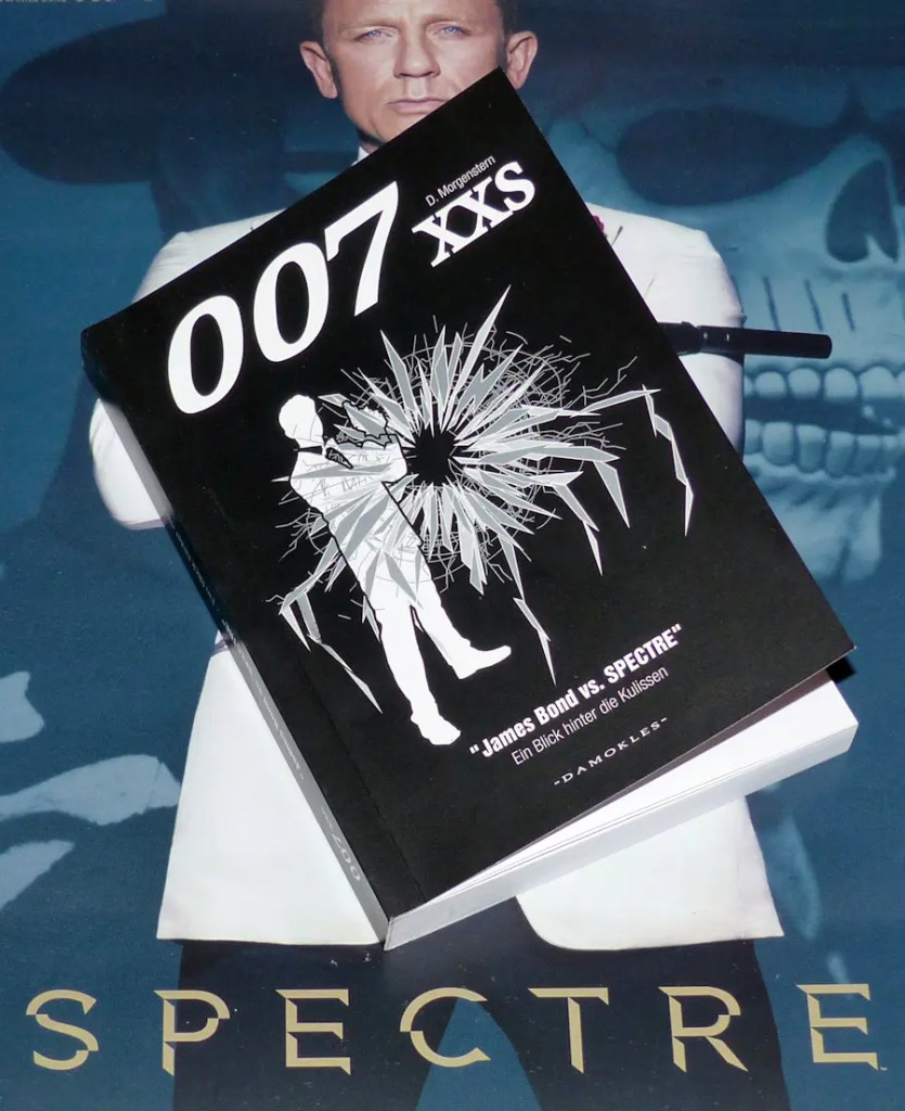 007 XXS SPECTRE Gewinnspiel