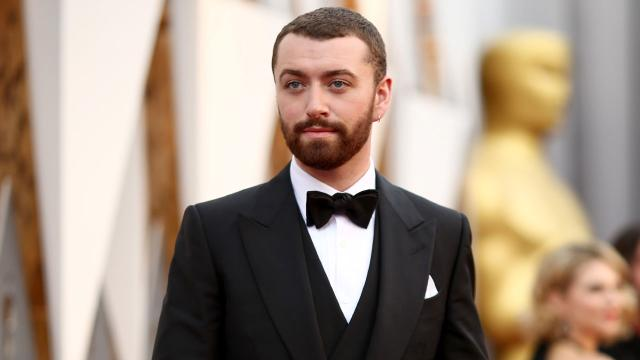 Sam Smith wins Oscar for Best Original Song