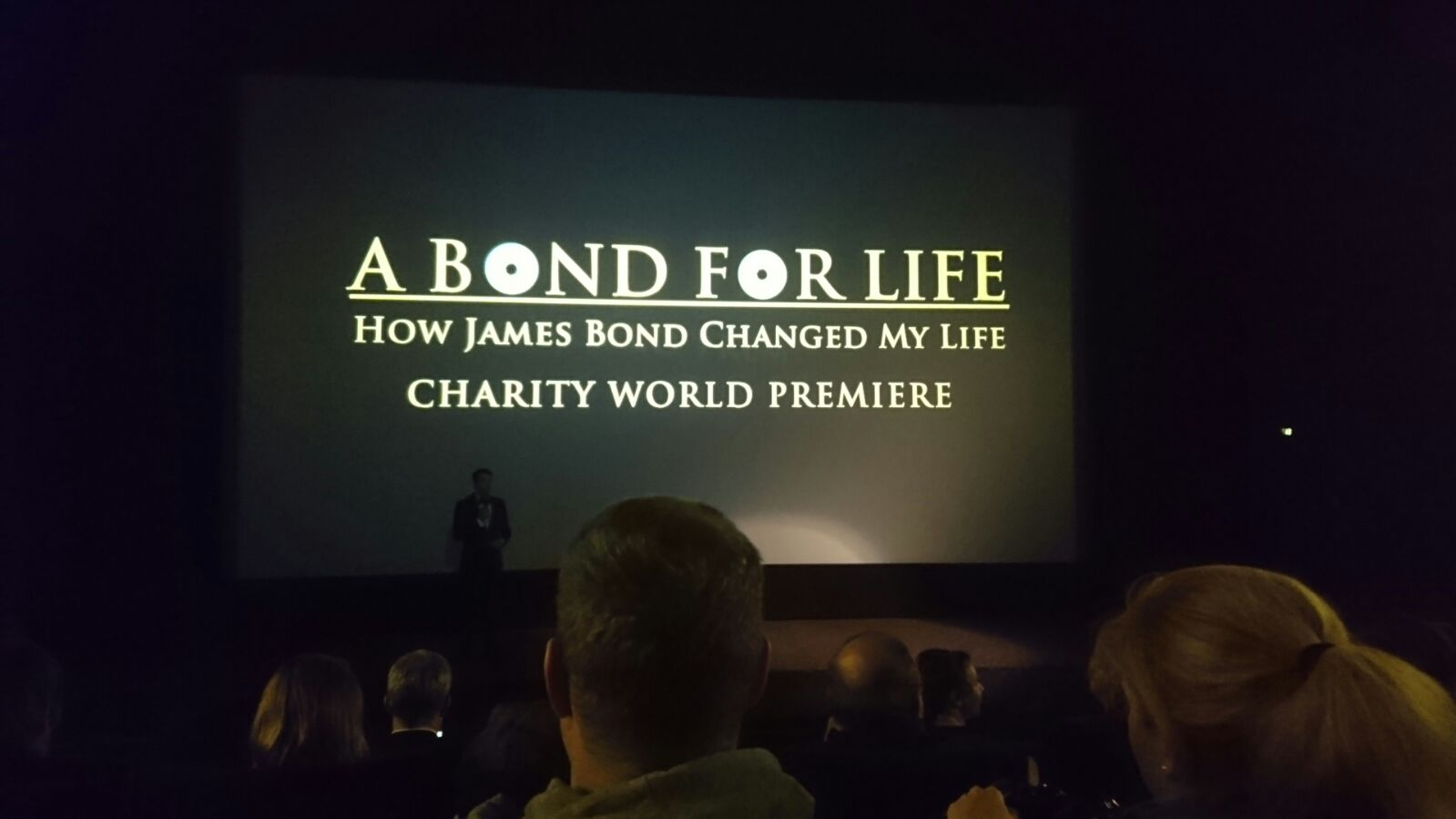 charity world premiere