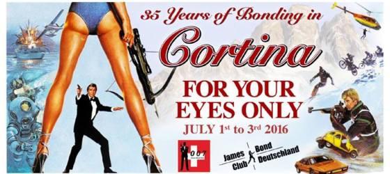 Event: 35 Years of Bonding in Cortina (Deutsch)