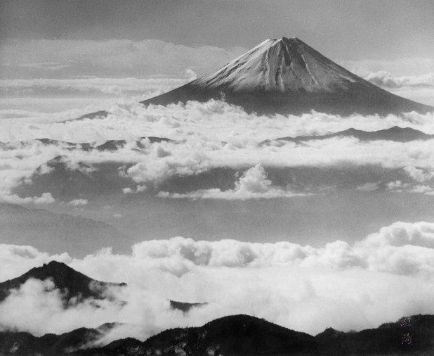 Mount Fuji - Photo: Koyo Onada