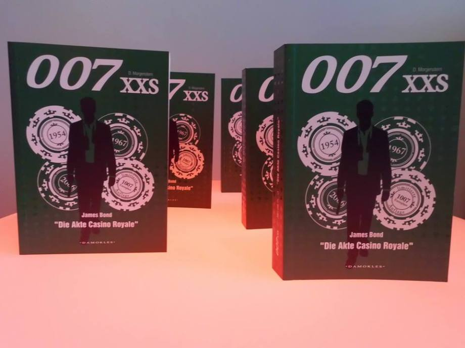 Review: 007XXS – Die Akte Casino Royale