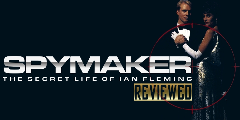 Review: Spymaker – The Secret Life of Ian Fleming