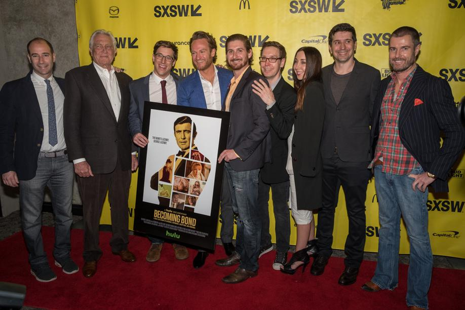 Docu-drama 'Becoming Bond' premieres at SXSW festival