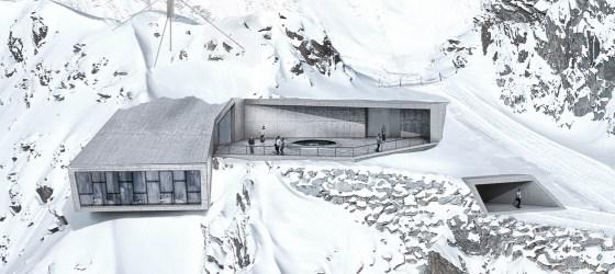 007 ELEMENTS: Update on Bond Cinematic Installation in Sölden