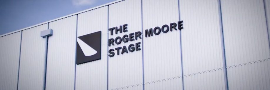 'The Roger Moore Stage' unveiled at Pinewood Studios