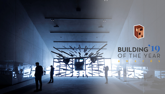 Help nominate 007 ELEMENTS for Building of the Year Award