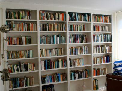 bespoke bookcases putney