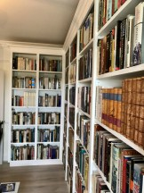Custom Made Bookcases in Barnes