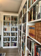 Custom Made Bookcases in Barnes