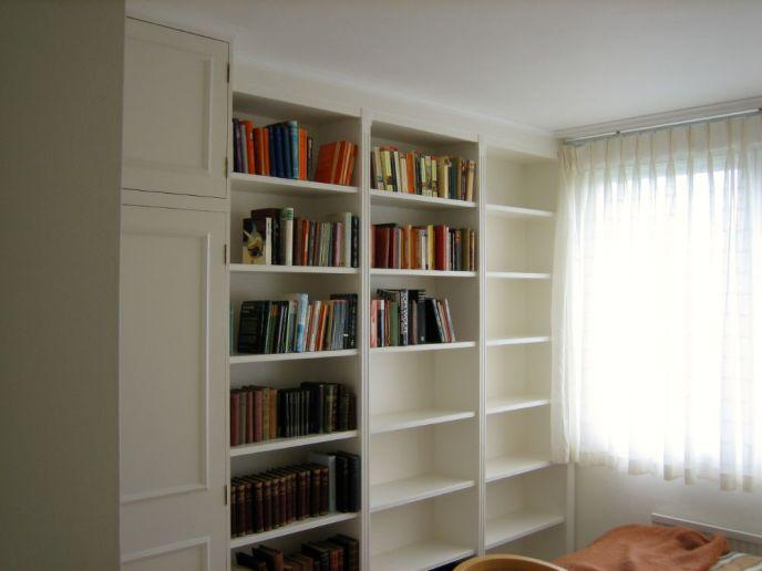 bespoke bookcases clapham