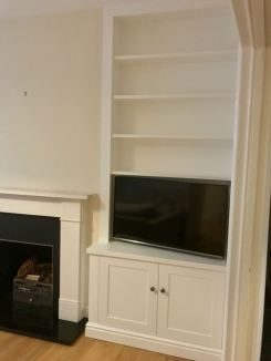 Built in Alcove unit