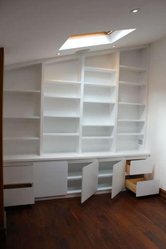 bespoke bookcases barnes